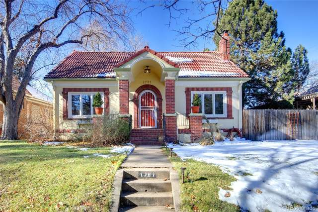 1781 Holly Street, Denver, CO 80220 (#4357124) :: Colorado Home Finder Realty