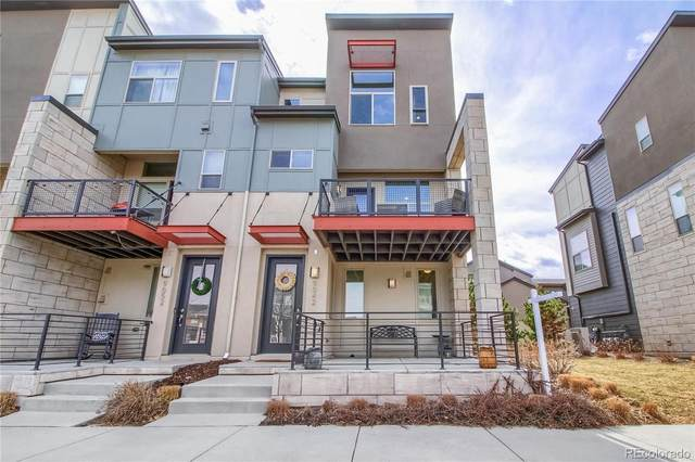 9042 E 50th Drive, Denver, CO 80238 (#4357128) :: The DeGrood Team