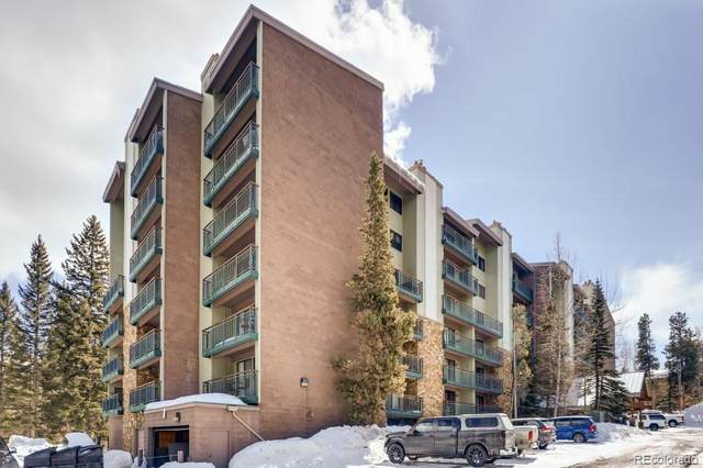 455 Village Road #216, Breckenridge, CO 80424 (MLS #4357138) :: 8z Real Estate