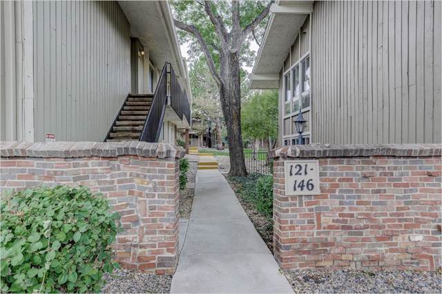 6495 E Happy Canyon Road #134, Denver, CO 80237 (MLS #4357188) :: 8z Real Estate