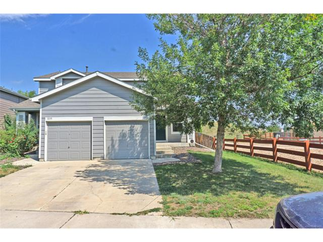 1145 E 78th Place, Thornton, CO 80229 (#4357276) :: The Griffith Home Team