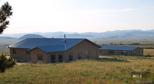 3656 County Road 182, Westcliffe, CO 81252 (#4357503) :: The Galo Garrido Group