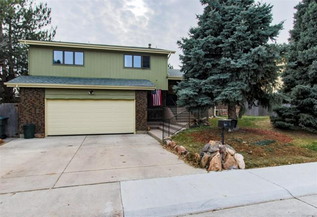 9542 W Wesley Drive, Lakewood, CO 80227 (#4357590) :: The Dixon Group
