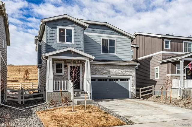 2005 Villageview Lane, Castle Rock, CO 80104 (#4357813) :: Arnie Stein Team | RE/MAX Masters Millennium