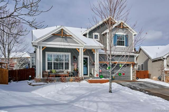 11191 Night Heron Drive, Parker, CO 80134 (#4357901) :: iHomes Colorado