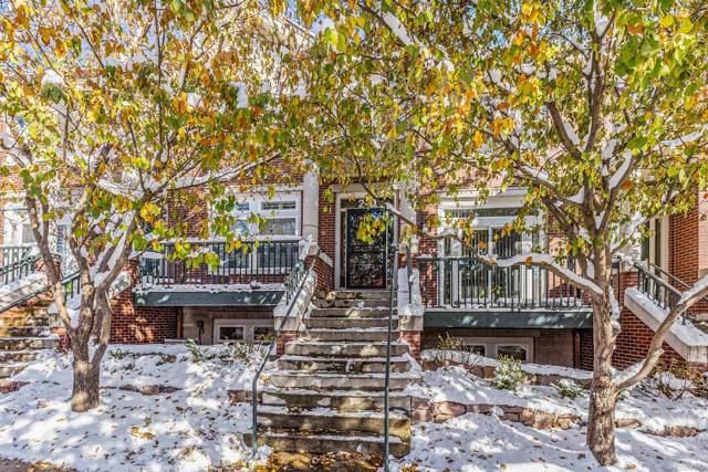 2 Garfield Street D, Denver, CO 80206 (#4358431) :: Mile High Luxury Real Estate