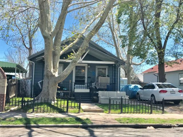 4746 Pennsylvania Street, Denver, CO 80216 (MLS #4358600) :: 8z Real Estate