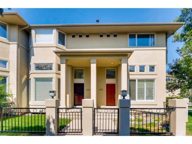 5024 E Cherry Creek South Drive, Denver, CO 80246 (MLS #4358664) :: 8z Real Estate