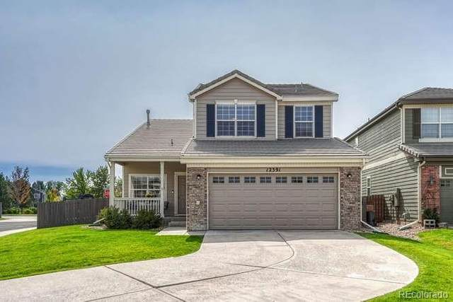 12391 Nate Circle, Parker, CO 80134 (#4358803) :: The Margolis Team