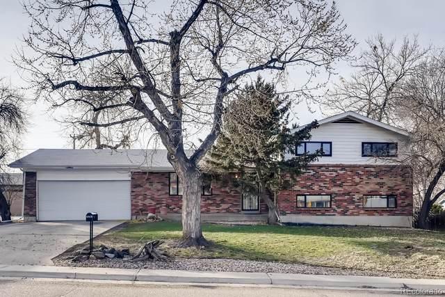 10611 Livingston Drive, Northglenn, CO 80234 (MLS #4358853) :: 8z Real Estate