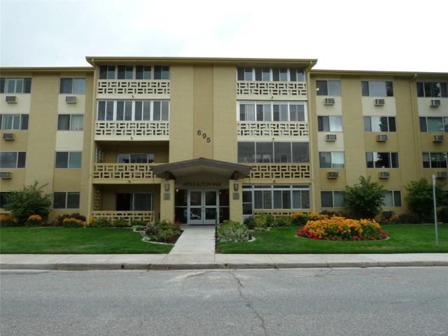 695 S Alton Way 9D, Denver, CO 80247 (MLS #4359126) :: 8z Real Estate