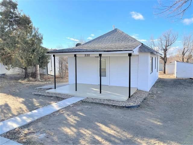 220 7th Street, Hugo, CO 80821 (MLS #4359135) :: 8z Real Estate