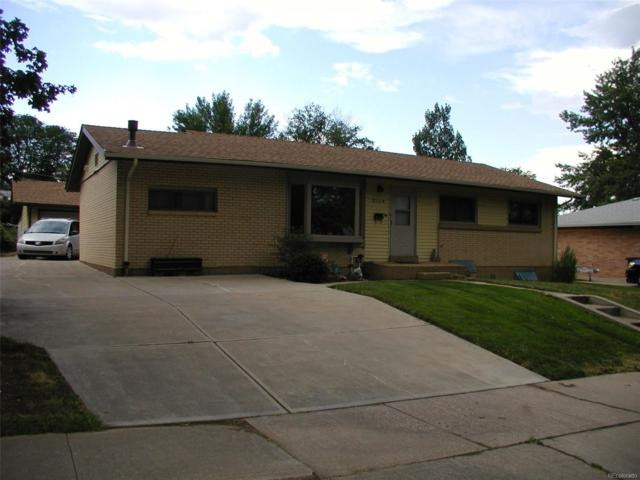 3164 S Raleigh Street, Denver, CO 80236 (#4359309) :: The Pete Cook Home Group