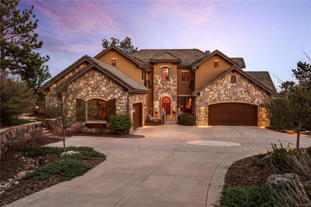 651 Ruby Trust Drive, Castle Rock, CO 80108 (#4359858) :: The HomeSmiths Team - Keller Williams
