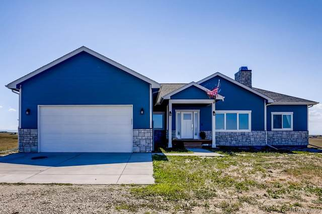 30123 County Road 9, Elizabeth, CO 80107 (#4359894) :: The DeGrood Team