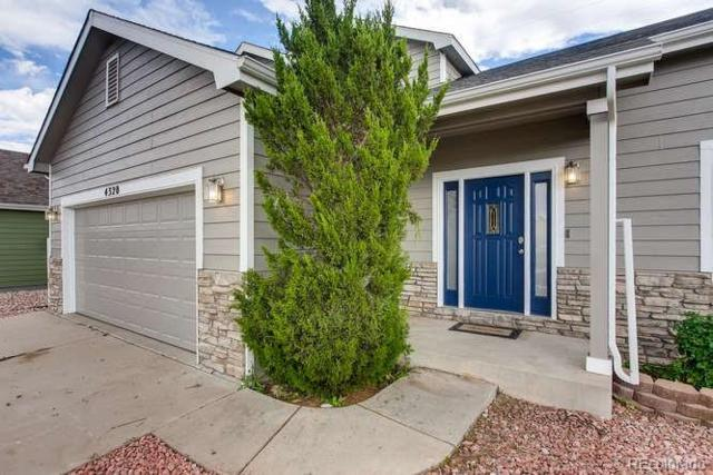 4320 W 31st Street, Greeley, CO 80634 (#4360067) :: The Heyl Group at Keller Williams