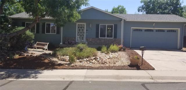 6476 S Dexter Street, Centennial, CO 80121 (MLS #4360177) :: Kittle Real Estate