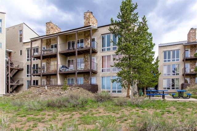 96 Mountainside Drive B-27, Granby, CO 80446 (#4360406) :: The DeGrood Team
