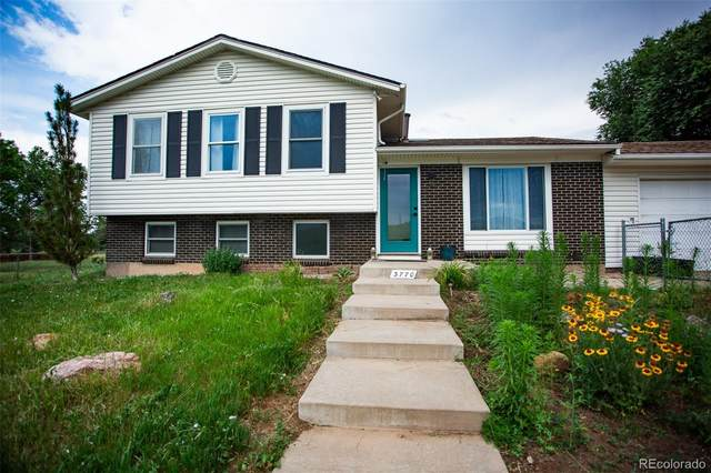 3770 S Oak Street, Lakewood, CO 80235 (#4360485) :: The Colorado Foothills Team   Berkshire Hathaway Elevated Living Real Estate