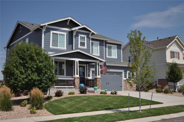 8248 Knotty Alder Court, Colorado Springs, CO 80927 (MLS #4360549) :: Kittle Real Estate