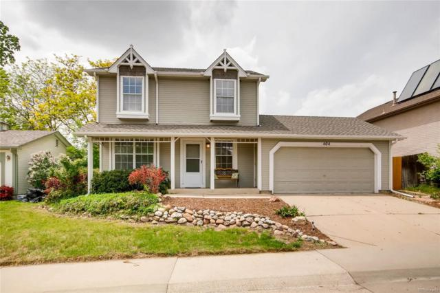 404 Hickory Street, Broomfield, CO 80020 (#4360584) :: Structure CO Group