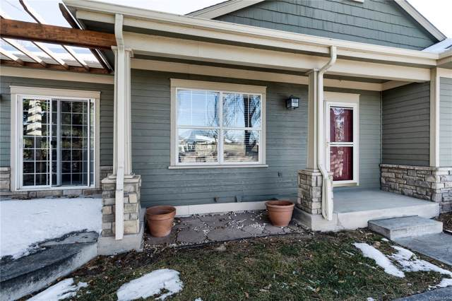 4021 Yellowstone Circle #1, Fort Collins, CO 80525 (#4360631) :: Bring Home Denver with Keller Williams Downtown Realty LLC