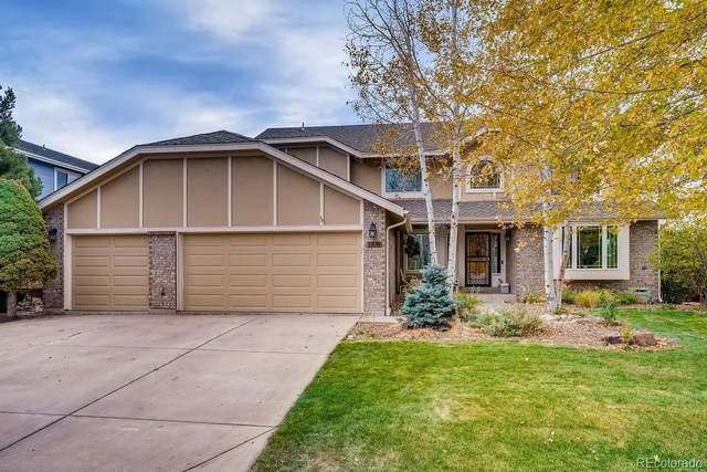 1574 Arrowhead Road, Highlands Ranch, CO 80126 (MLS #4361043) :: Kittle Real Estate