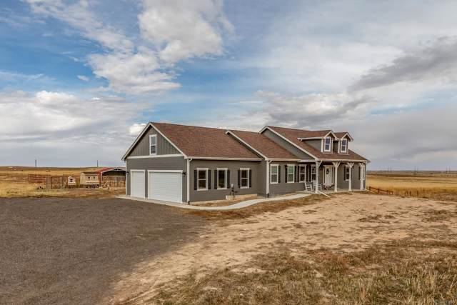 49799 E Maplewood Place, Bennett, CO 80102 (MLS #4361291) :: Kittle Real Estate
