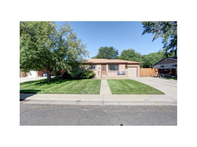 6669 Lewis Street, Arvada, CO 80004 (#4361627) :: The Griffith Home Team