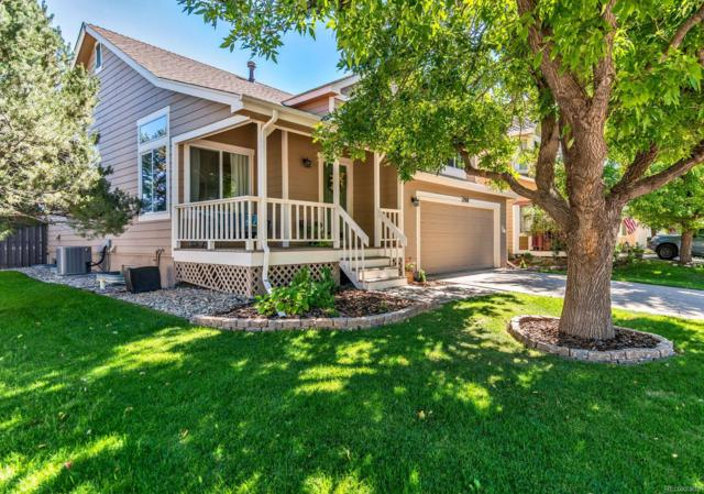 12918 S Molly Court, Parker, CO 80134 (#4362112) :: The Griffith Home Team