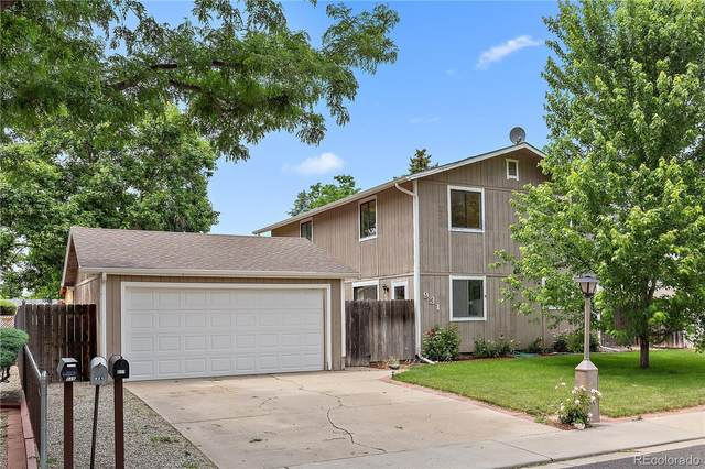 931 Timber Court, Longmont, CO 80504 (#4362154) :: The Dixon Group