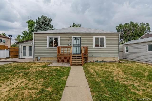 1821 S Irving Street, Denver, CO 80219 (#4362326) :: Venterra Real Estate LLC