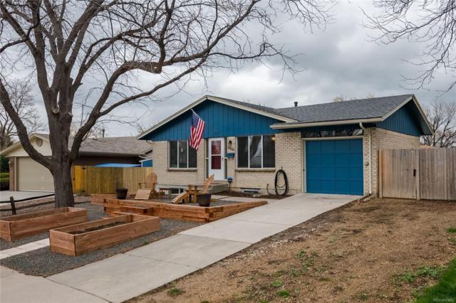 12424 W Florida Drive, Lakewood, CO 80228 (MLS #4362911) :: 8z Real Estate