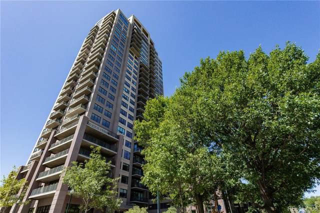 2990 E 17th Avenue #506, Denver, CO 80206 (MLS #4363210) :: 8z Real Estate
