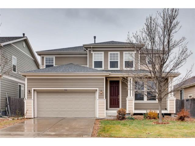 9346 W Swarthmore Drive, Littleton, CO 80123 (#4363402) :: The Peak Properties Group