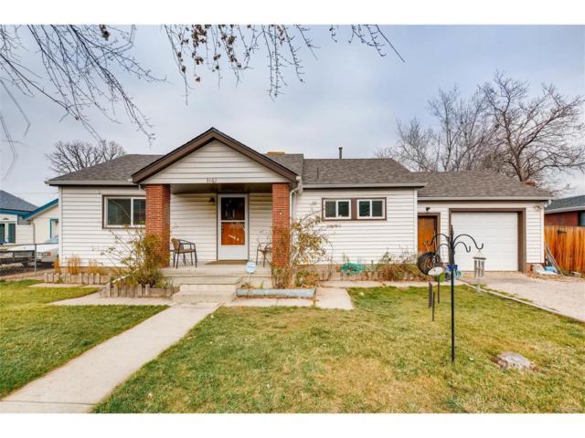 3161 W 63rd Avenue, Denver, CO 80221 (MLS #4363481) :: 8z Real Estate