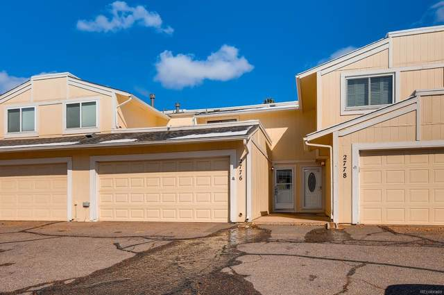 2776 S Lansing Way, Aurora, CO 80014 (#4363509) :: The Healey Group