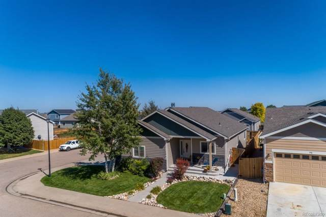 770 Wagon Train Drive, Milliken, CO 80543 (#4363880) :: The Griffith Home Team