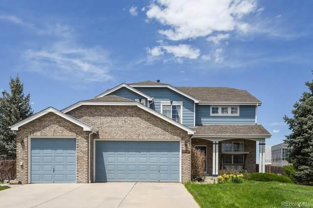 17163 E Rosebay Circle, Parker, CO 80134 (#4364131) :: Wisdom Real Estate