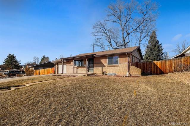 1783 S Dover Way, Lakewood, CO 80232 (#4364213) :: Bring Home Denver with Keller Williams Downtown Realty LLC