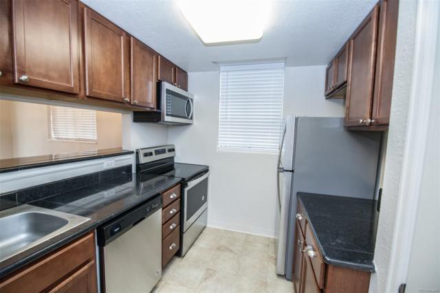 12536 E Cornell Avenue #104, Aurora, CO 80014 (#4364279) :: The HomeSmiths Team - Keller Williams