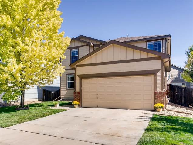 8196 S Norfolk Street, Englewood, CO 80112 (MLS #4364815) :: 8z Real Estate