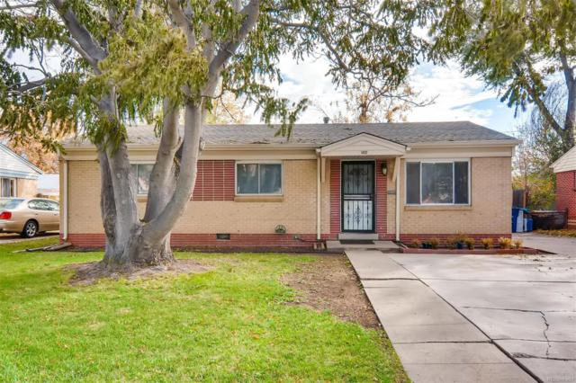 1432 S Ames Street, Lakewood, CO 80232 (#4365567) :: Sellstate Realty Pros
