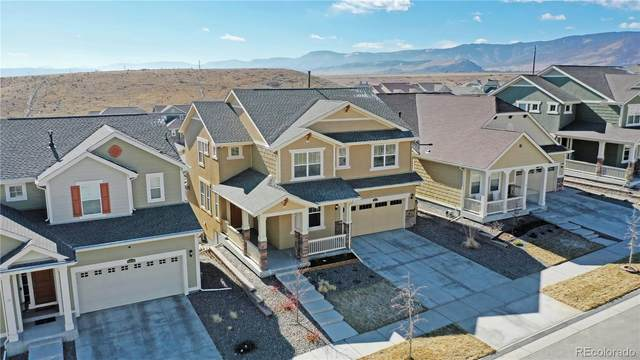 19116 W 84th Place, Arvada, CO 80007 (#4366027) :: Hudson Stonegate Team