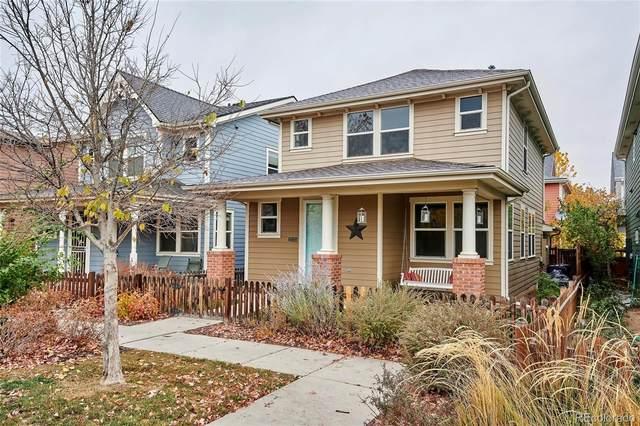 2535 Central Park Boulevard, Denver, CO 80238 (#4366052) :: Stephanie Fryncko | Keller Williams Integrity