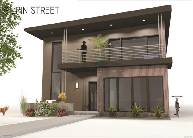 2412 N Gilpin Street, Denver, CO 80205 (MLS #4366216) :: 8z Real Estate