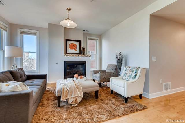 1630 N Clarkson Street #512, Denver, CO 80218 (#4366262) :: The DeGrood Team