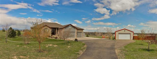 7609 E Cty  Road 18, Johnstown, CO 80534 (MLS #4366283) :: Bliss Realty Group