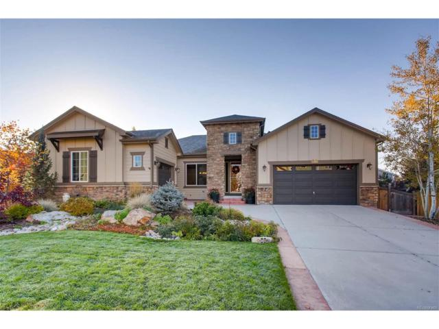 11380 W Tanforan Circle, Littleton, CO 80127 (#4366524) :: The City and Mountains Group
