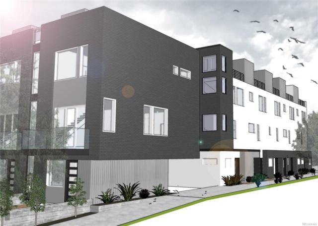 1620 Irving Street #5, Denver, CO 80204 (#4367622) :: The Peak Properties Group